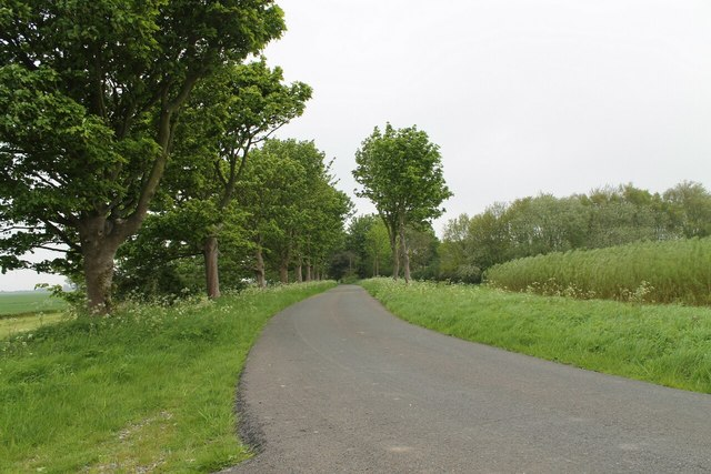 Road to Clough House Farm