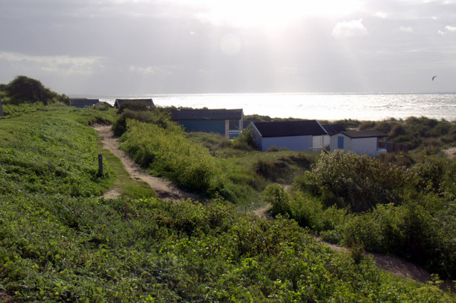 Coastal Path, Old Hunstanton, Norfolk