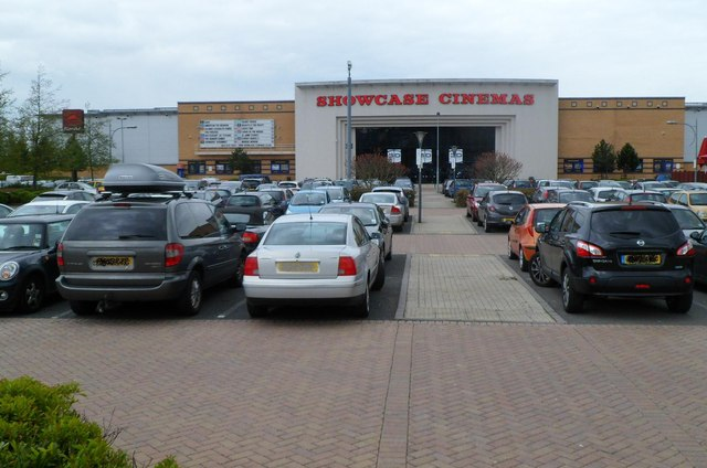 Showcase Cinema Dudley 57
