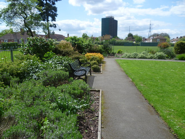 Colliers Wood Recreation Ground
