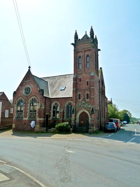 St Cuthberts, Helperby Brafferton