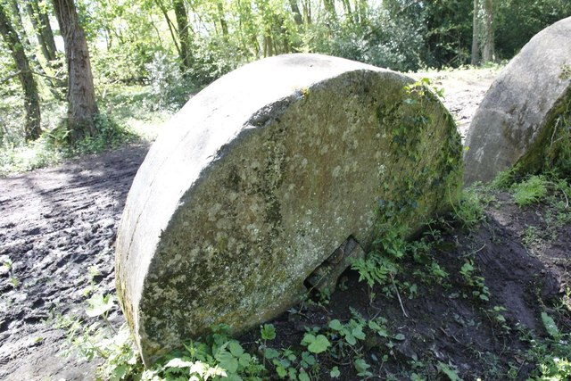 One of the Millstones