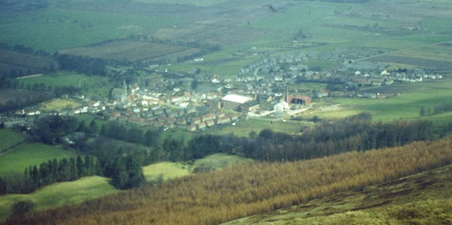 Falkland from East Lomond