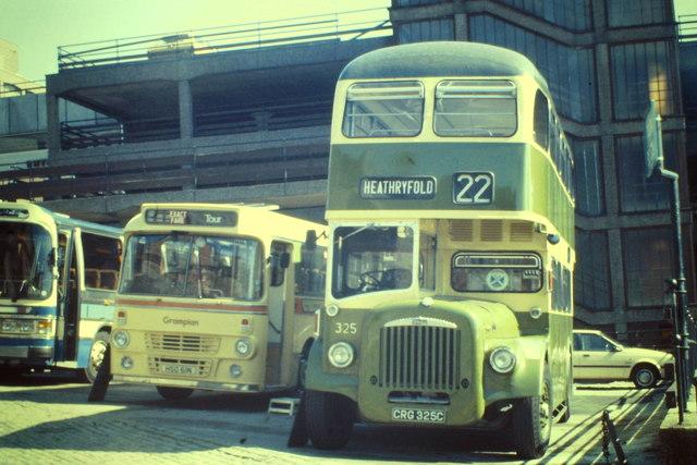 Aberdeen Buses