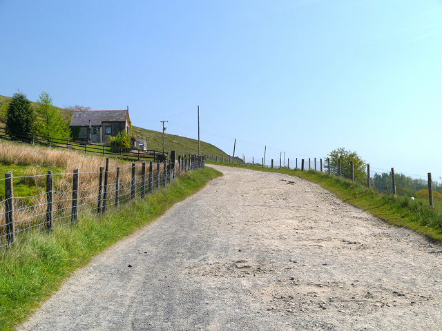 George's Lane, Wilder's Moor