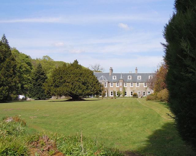 Craigengillan House, Dalmellington
