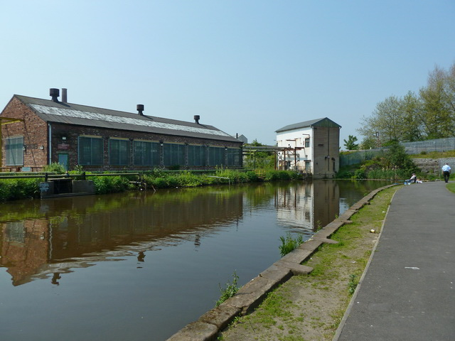 Sankey Canal, St Helens