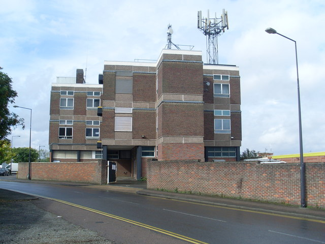 Wolverton Telephone Exchange (1)