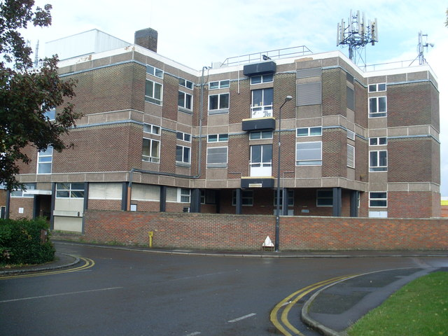 Wolverton Telephone Exchange (2)