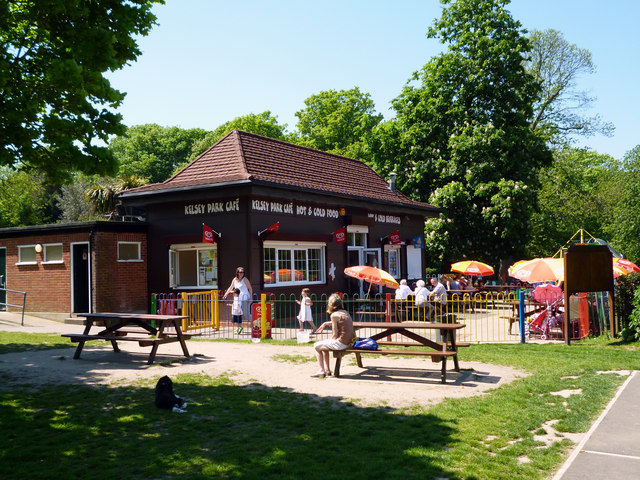 What Degrees Is It Outside >> Beckenham: Kelsey Park Cafe © Dr Neil Clifton :: Geograph ...
