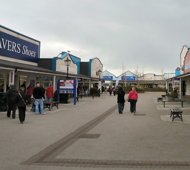 Freeport Shopping Village