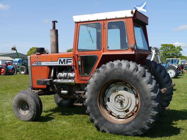 Border Vintage Agricultural Association... © James T M Towill cc-by-sa/2.0 :: Geograph Britain ...