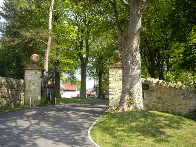 Quarriston near Houghton-le-Side