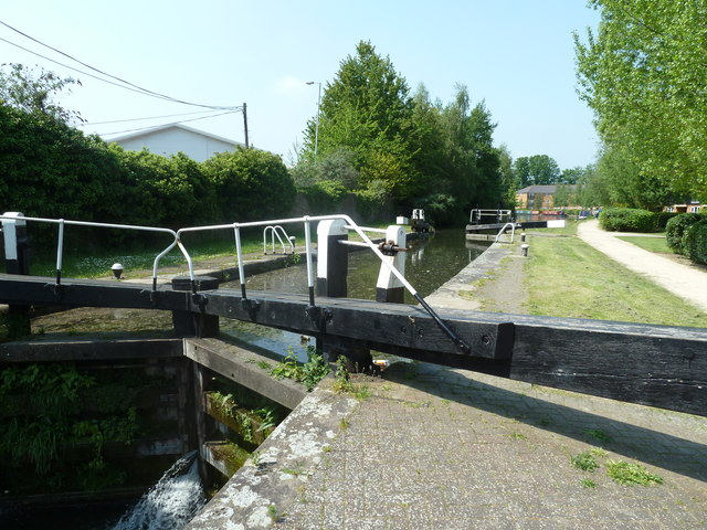 Lock 67, Grand Junction Canal - Apsley Bottom Lock