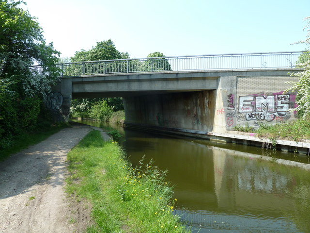 Bridge 150, Grand Junction Canal - A4146