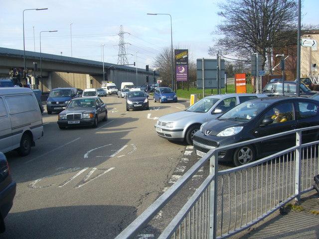 Redbridge Station Car Park