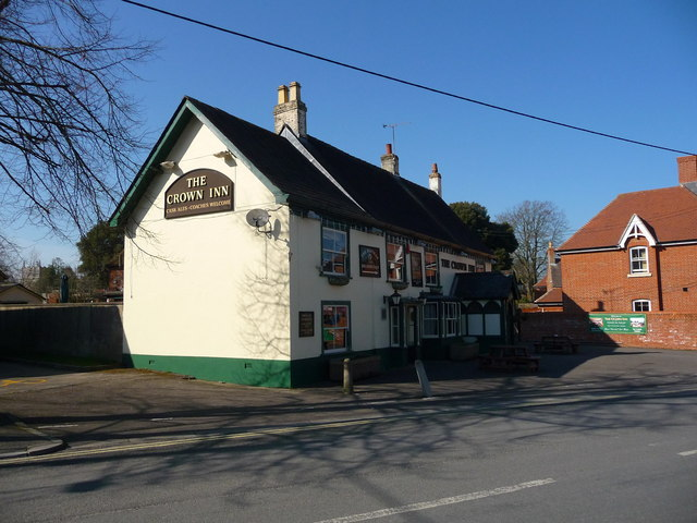 Ludgershall - The Crown Inn