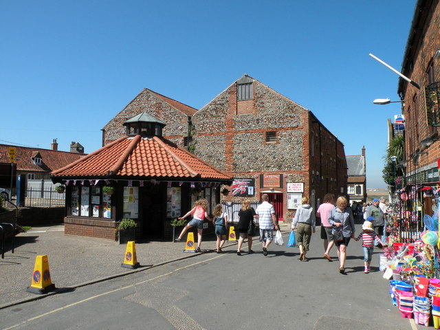 The Maltings, Staithe Street