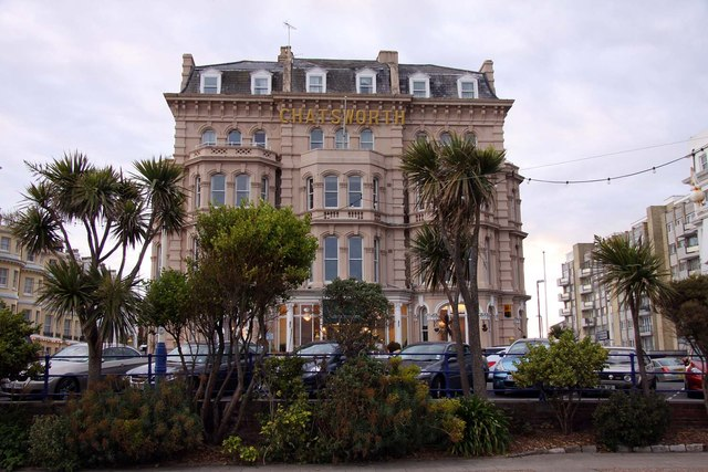 The Chatsworth Hotel in Eastbourne