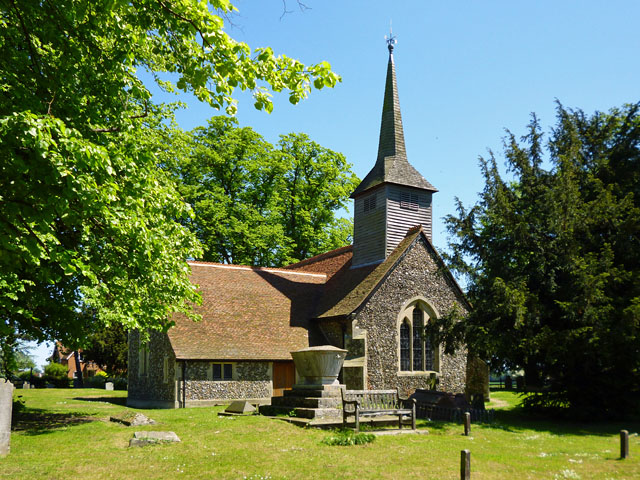 St Mary's, Stapleford Tawney