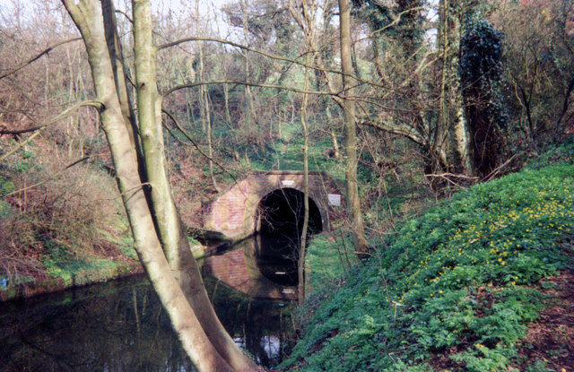Kings Norton Tunnel south portal