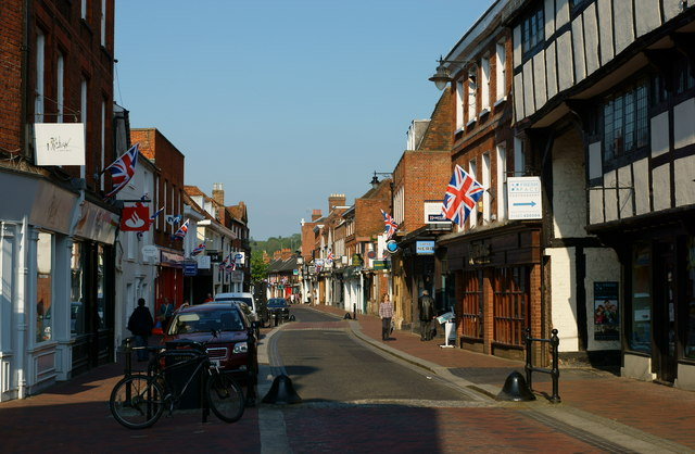 High Street, Godalming, Surrey