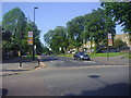 TQ2973 : Clarence Avenue at the junction of Poynders Road by David Howard