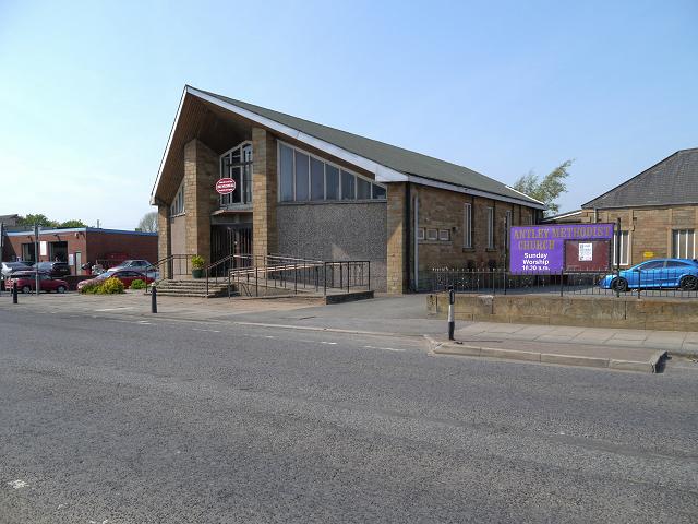 Antley Methodist Church