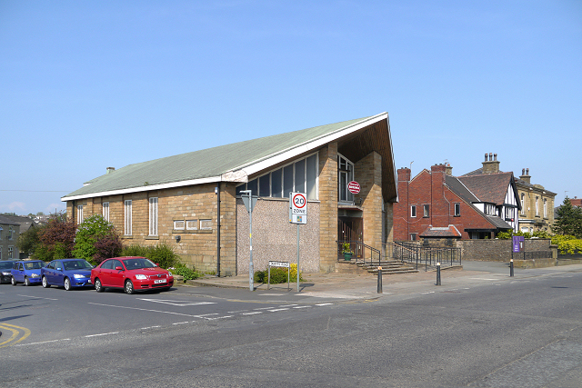 Antley Methodist Church, Blackburn Road