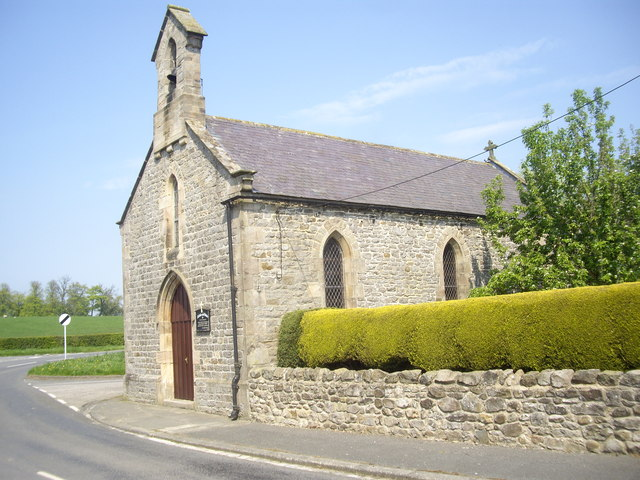 Church of St. Andrew, Bolam