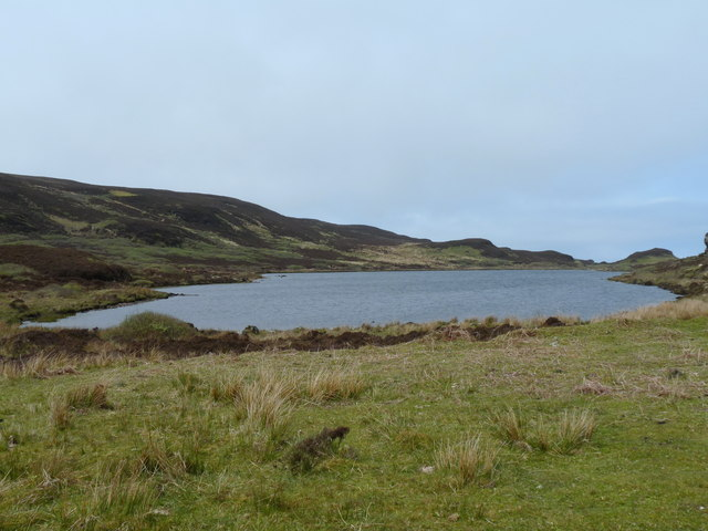 Lower Glenastle Loch