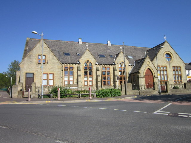 The former school, Northowram