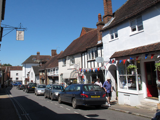 Petworth High Street