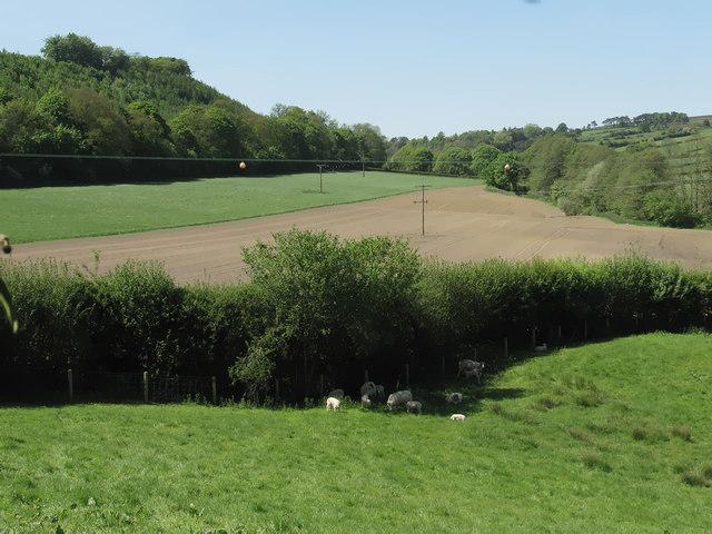 View towards Lastingham