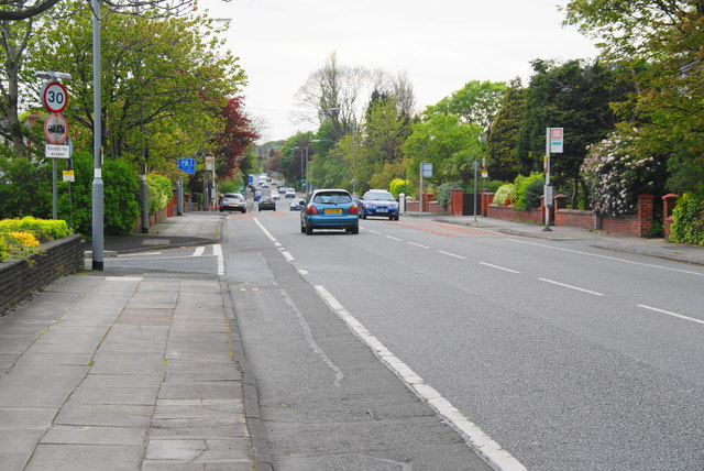 Bury and Bolton Road
