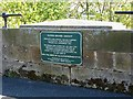 Photo of Alston Arches, Haltwhistle red plaque