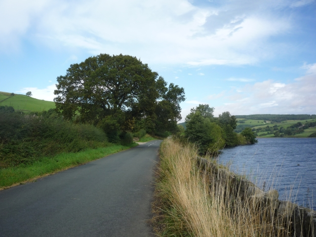 Road to Ramsgill