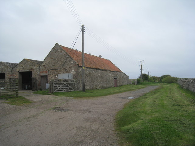 Barns at St. Coombs Farm