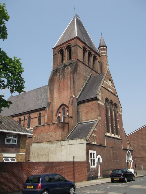 Church of Holy Trinity, Hackney