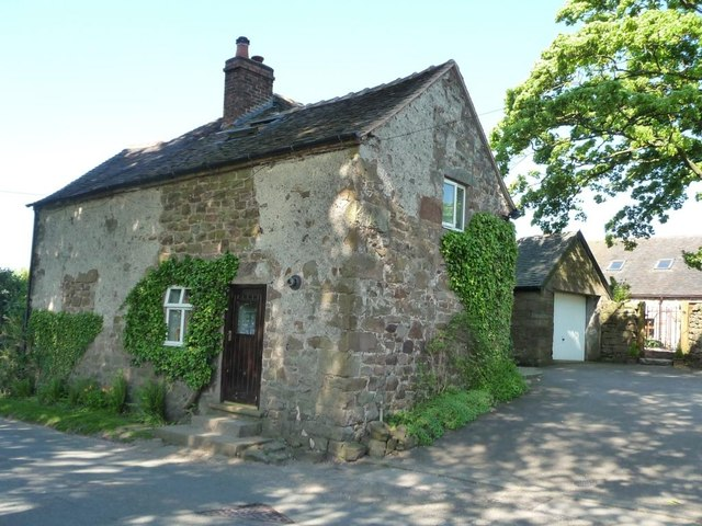 Old cottage, High Street, Ipstones