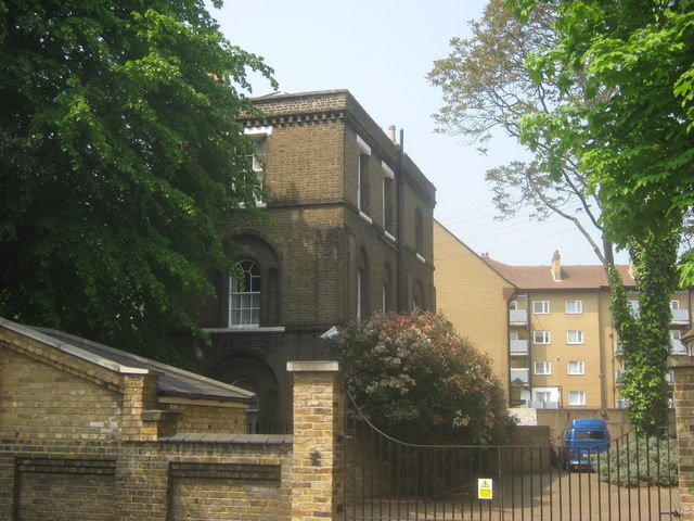 St. Peter's Vicarage, Bethnal Green