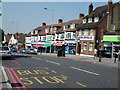 TQ3665 : Shirley:  Wickham Road by Dr Neil Clifton