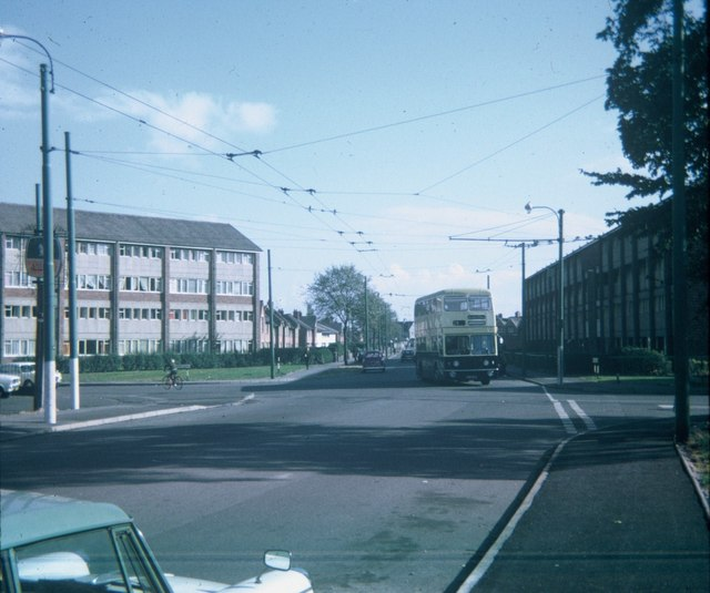 Blakenall Heath road junction (2)