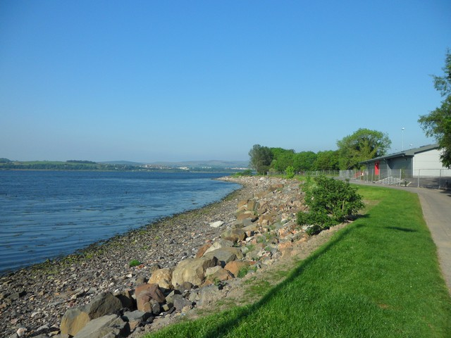 Clyde shoreline at Parklea