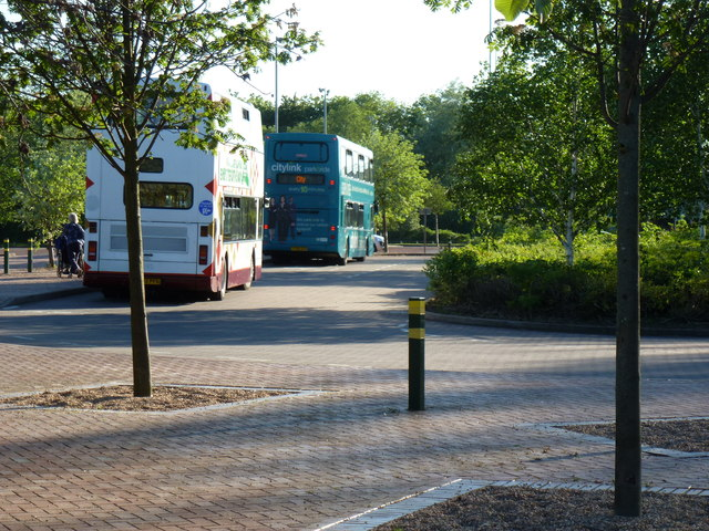 Park and Ride, Queens Drive, Nottingham
