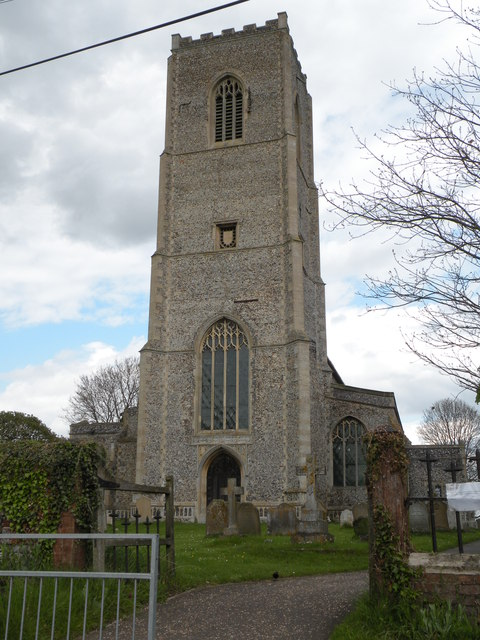 St Peter & St Paul: the parish church of Carbrooke