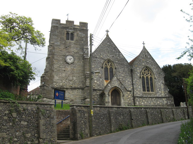 St Mary Church, Eling