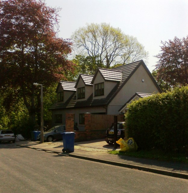 New House, Yew Tree Grove, Gatley
