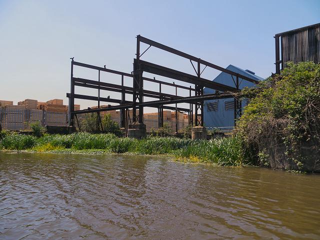 Former Ironworks, Shropshire Union Canal