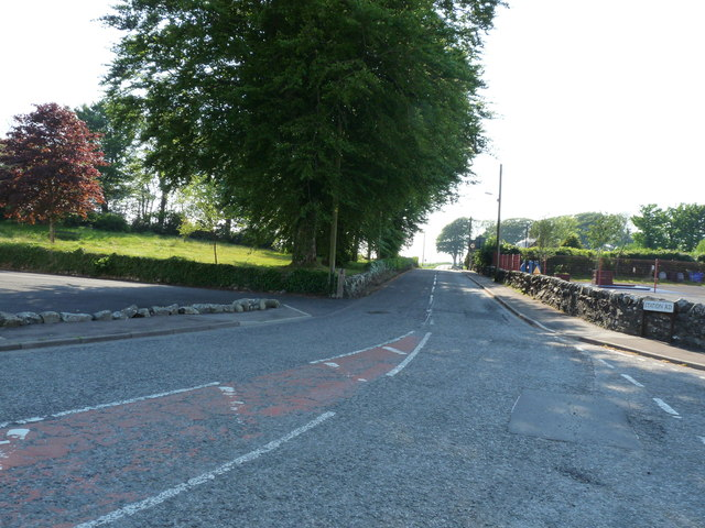 Station Road, Kirkcowan